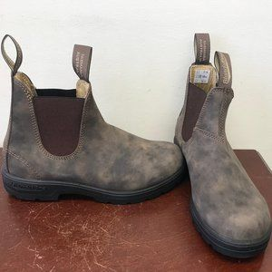Womens Blundstone 585 Lined Leather Boots Size 9/